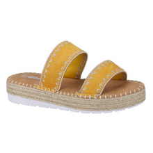 Load image into Gallery viewer, Olivia-5 Platform Espadrille Sandal