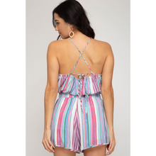Load image into Gallery viewer, Halter Romper