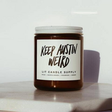 Load image into Gallery viewer, Keep Austin Weird Candle