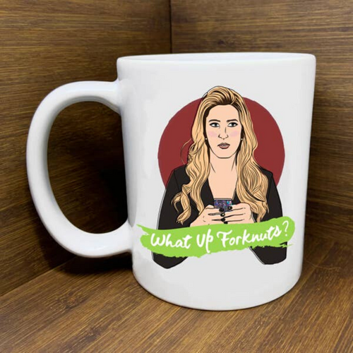 The Good Place - Bad Janet Mug