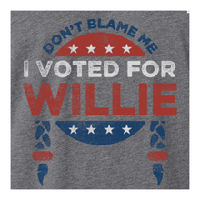 Load image into Gallery viewer, Don't Blame Me, Willie Unisex T Shirt