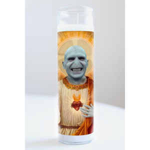 Voldemort (Harry Potter) Illuminidol Candle