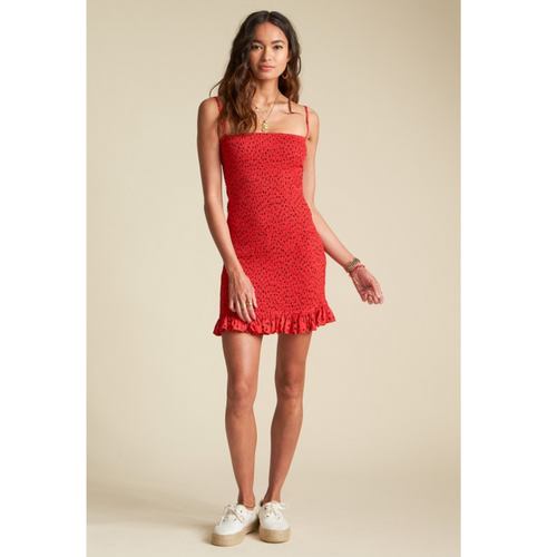 Sincerely Jules Playing For Keeps Dress