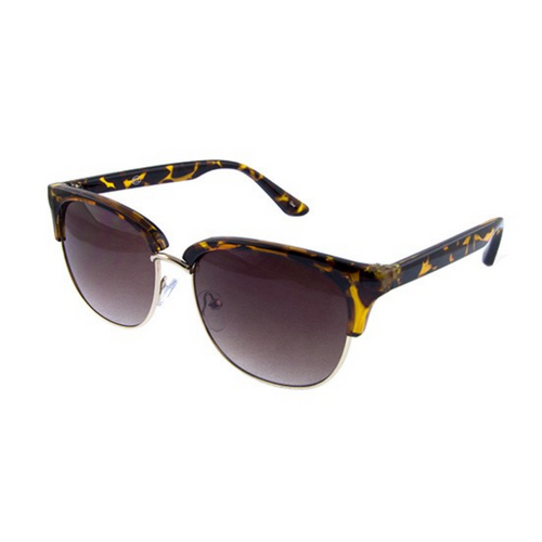 Horn Rim Square Sunglasses