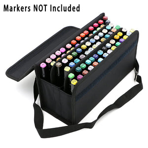 NO Markers Included case Copic Marker Storage Box Holds /& Organizes 300 Sketch