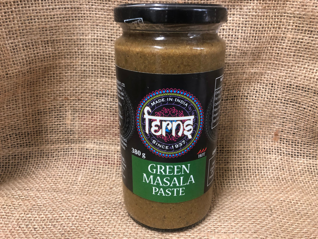Ferns Green Masala Paste 380g