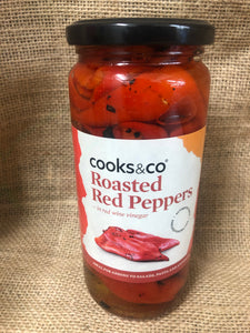 Cooks and Co Roasted Red Peppers