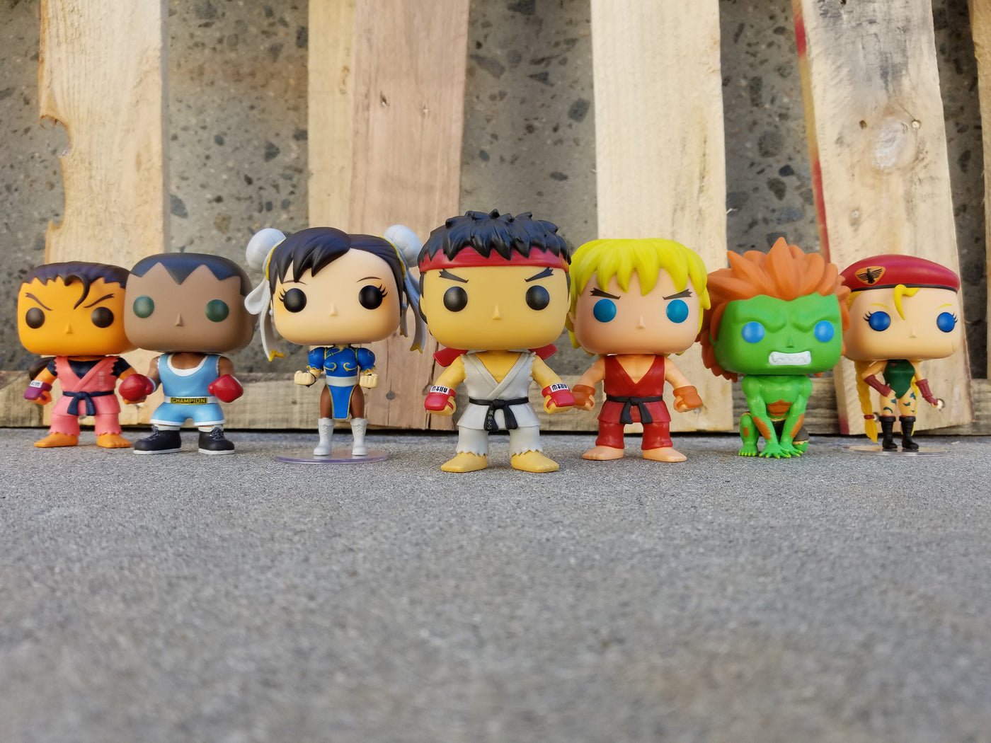 Street Fighter POP! Review