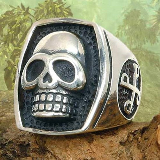 """The Phantom"" Ring of Evil Ring Size 12"