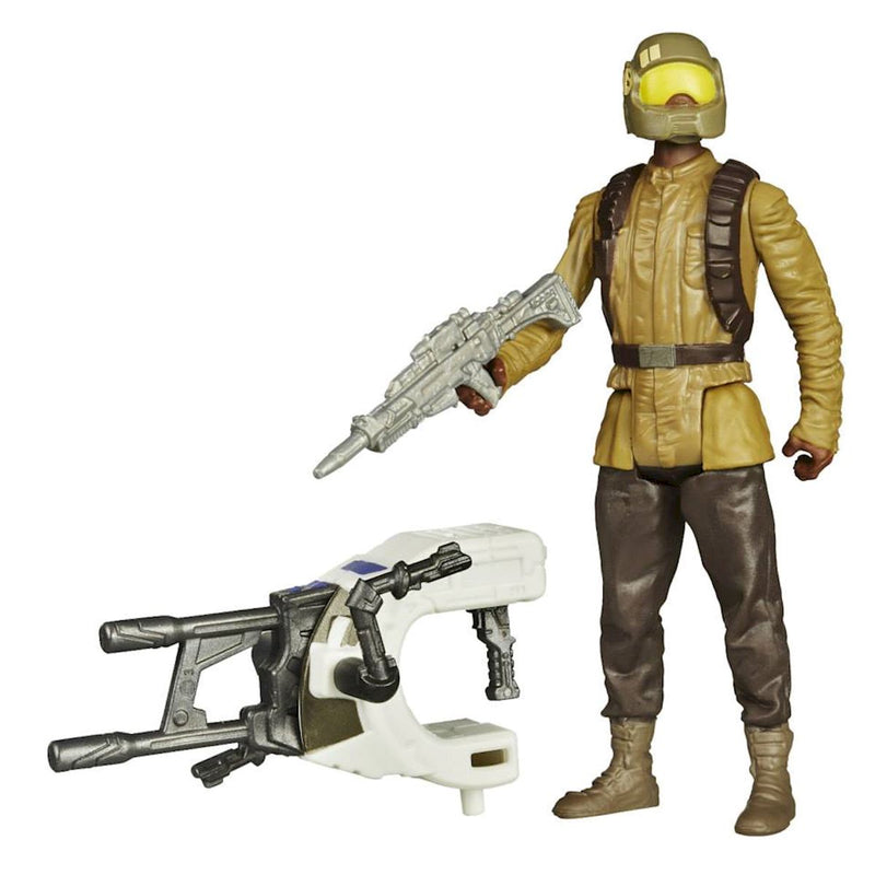 "Star Wars Episode VII Resistance Trooper 3 3/4"" Action Figure"