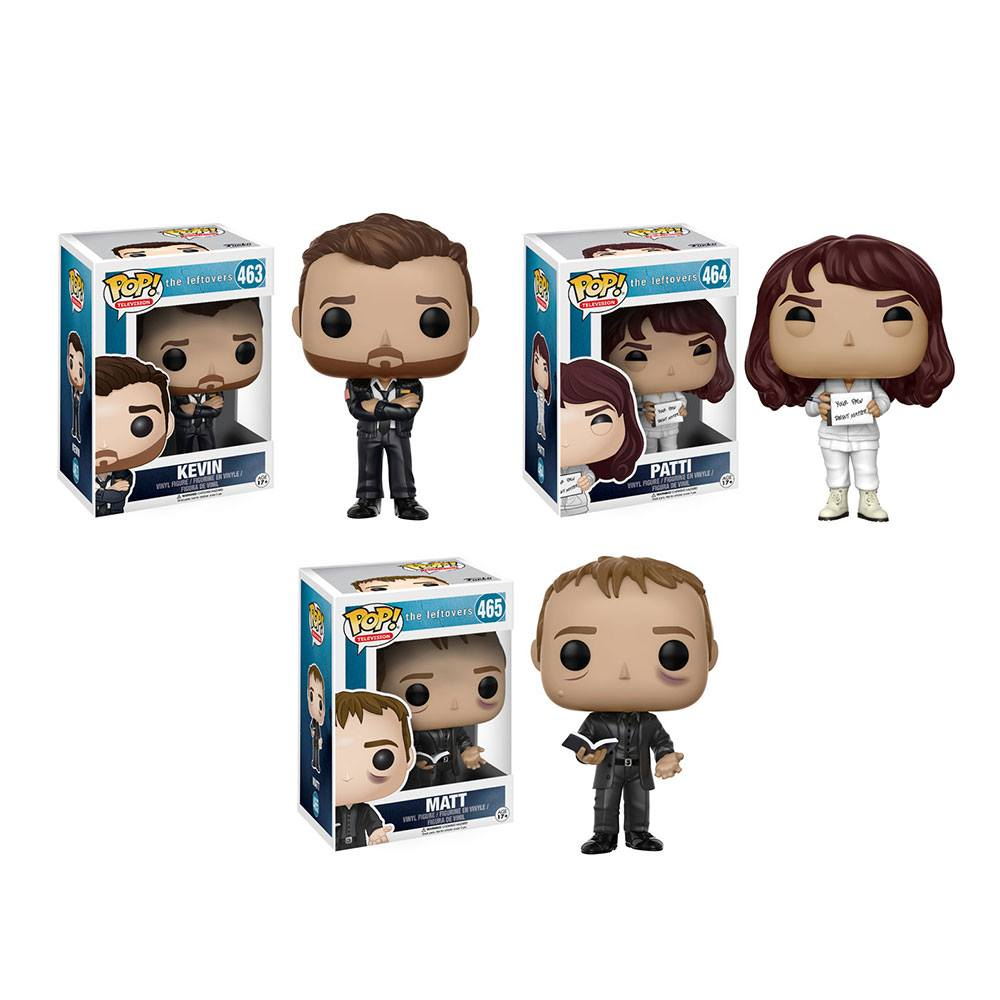 The Leftovers Pop! Vinyl Figures Set of 3