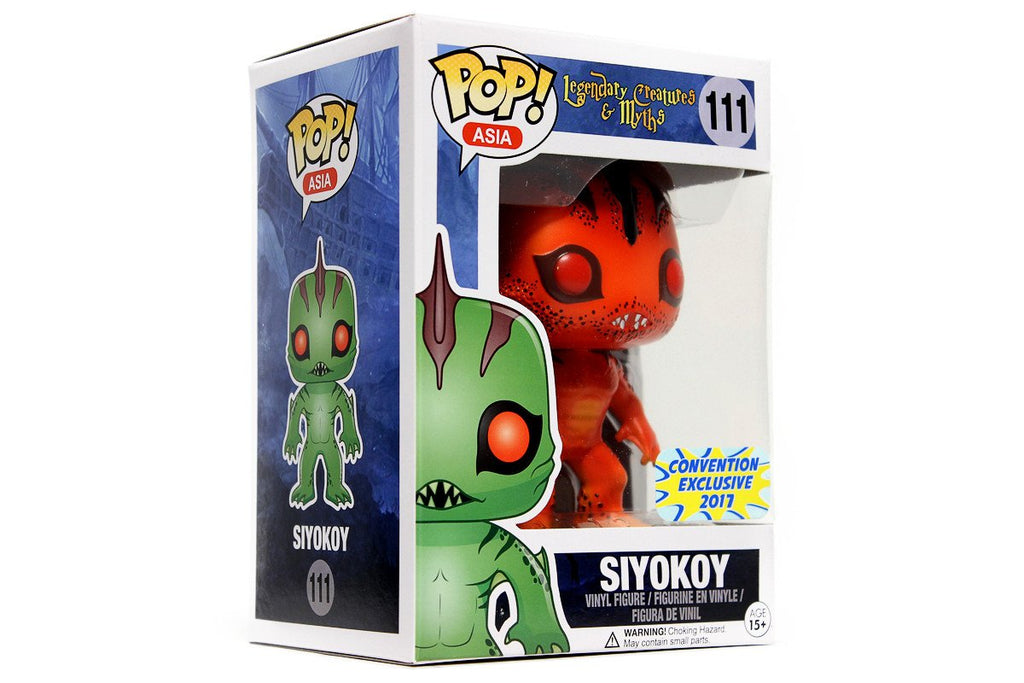2016 POP! Asia Exclusive Orange Siyokoy POP! Vinyl Figure