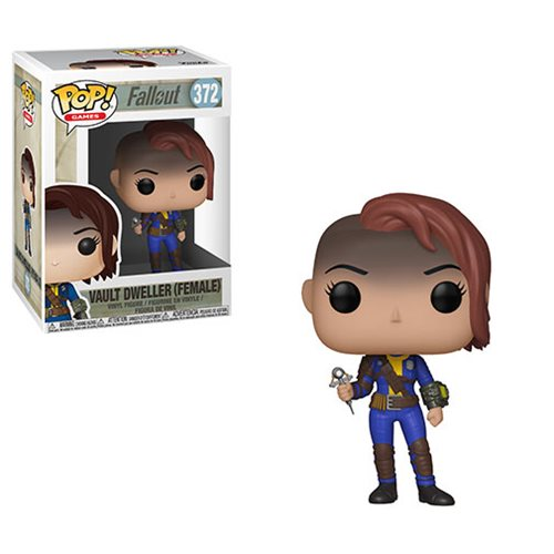 Fallout Vault Dweller Female Pop! Vinyl Figure #372