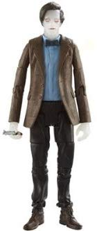 Doctor Who Ganger Eleventh Doctor Action Figure w/ Flesh Mask