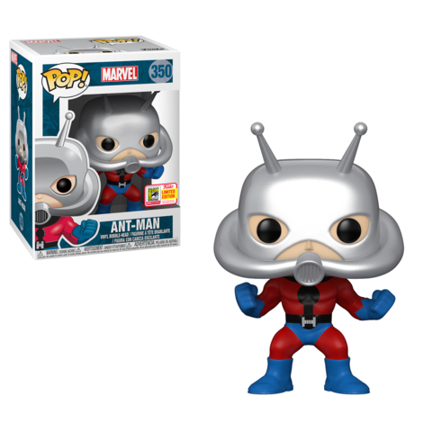 SDCC 2018 Exclusive Classic Ant-Man Pop! Vinyl Figure