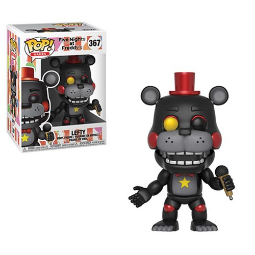 Five Nights at Freddy's: Pizza Simulator Lefty Pop! Vinyl Figure #367
