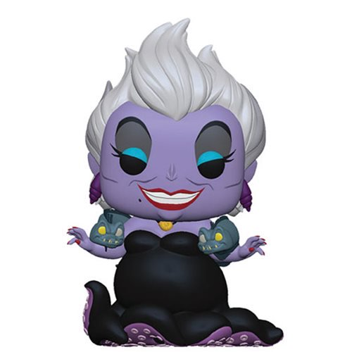 Little Mermaid Ursula with Eels Pop! Vinyl Figure