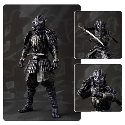 Preorder November 2018 Marvel Onmitsu Black Spider-Man Meisho Manga Realization Action Figure