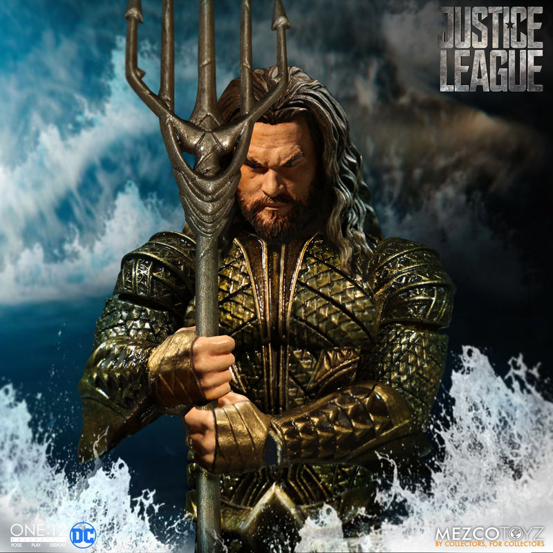 Justice League Aquaman One:12 Collective Action Figure