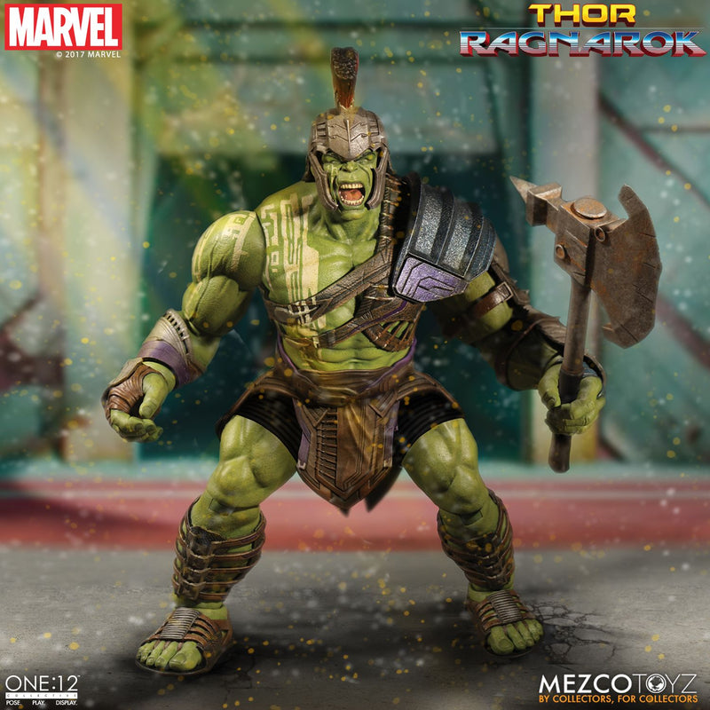Thor Ragnarok Hulk One:12 Collective Figure