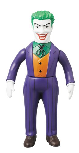 DC Hero Sofubi Joker Action Figure