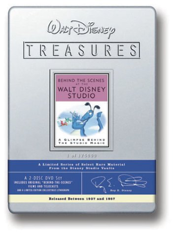 Walt Disney Treasures - Behind the Scenes at the Walt Disney Studio (1941)