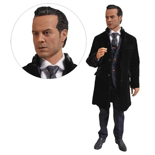 Sherlock TV Series Jim Moriarty 1:6 Scale Action Figure