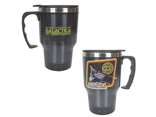 Battlestar Galactica 35th Anniversary 14 oz Travel Mug