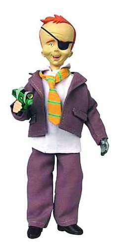 "The Venture Bros. - Billy Quizboy 8"" Action Figure"