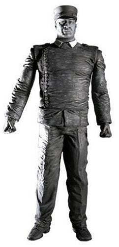 Sin City Series 1 Manute (Black and White) Action Figure