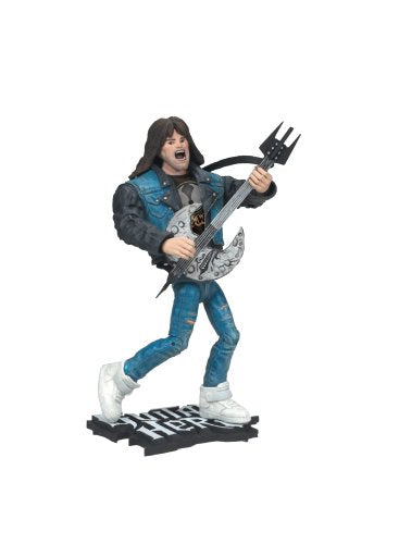 Guitar Hero Axel Steel Variant Figure