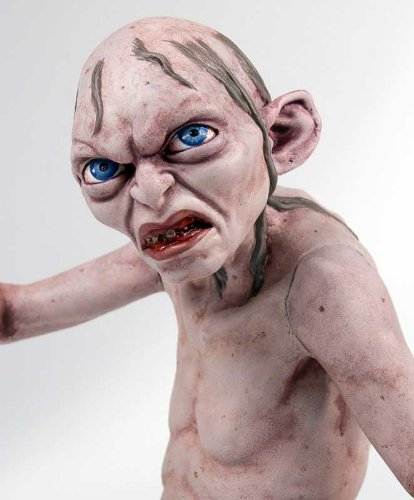 The Hobbit Gollum Mini Bust