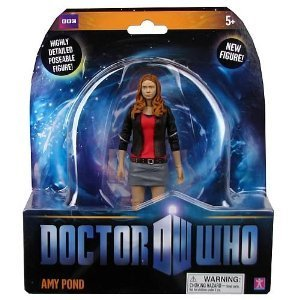 Amy Pond Doctor Who 2010 Wave 1 Action Figure Karen Gillan