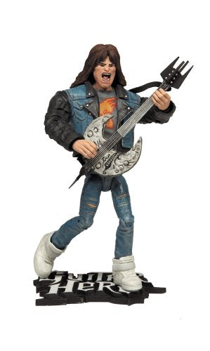 Guitar Hero Series 1 Axel Steel Figure