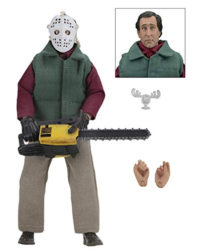 National Lampoon's Christmas Vacation 8-Inch Scale Chainsaw Clark Action Figure