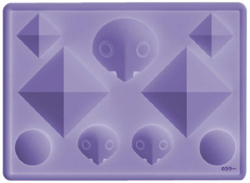 Evangelion 5th and 6th Angel Silicone Ice Tray