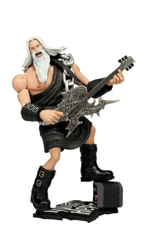 Guitar Hero Series 1 God of Rock Action Figure
