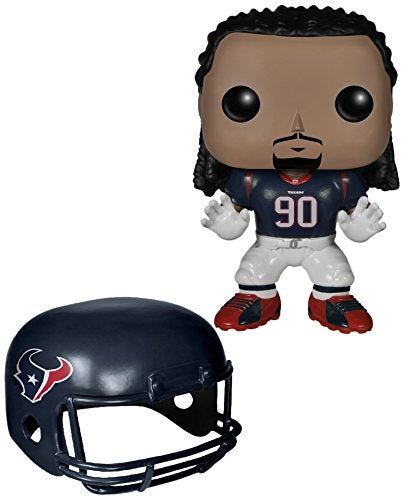NFL Jadeveon Clowney Wave 1 Pop! Vinyl Figure