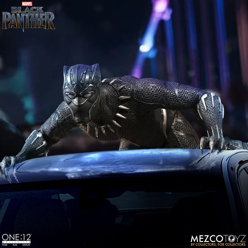 Preorder October 2018 Black Panther One:12 Collective Action Figure