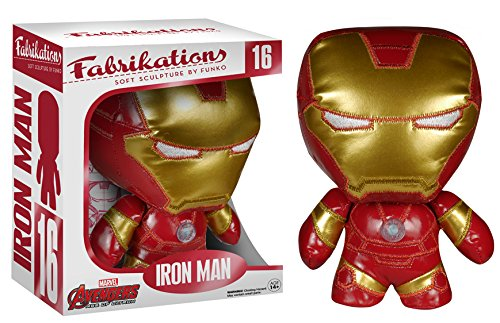 Avengers 2 Iron Man Fabrikations Plush