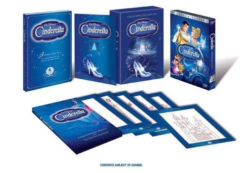 Cinderella: Collector's Gift Set