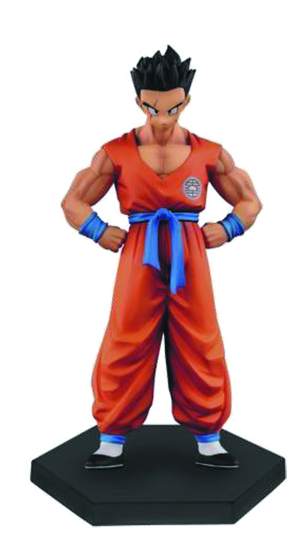 Dragon Ball Z Yamcha DXF Chozousyu Figure