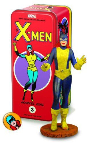 Classic Marvel Characters X-Men #3 Marvel Girl Action Figure