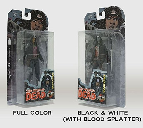 SDCC 2015 Exclusive Walking Dead Michonne 2 Figure Set