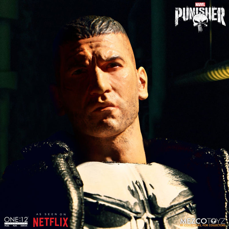 Preorder January 2019 Punisher One:12 Collective Action Figure