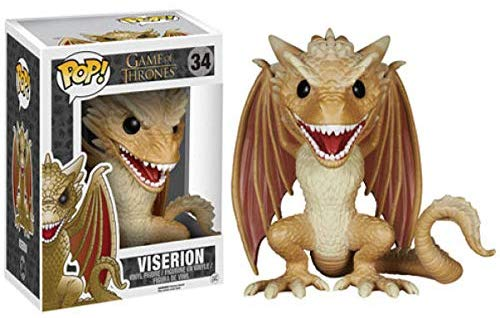 "Funko POP Game of Thrones: Viserion 6"" Action Figure"