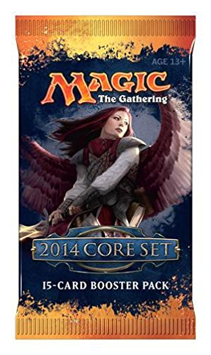 MTG Magic the Gathering M14 Magic 2014 Sealed Booster Pack