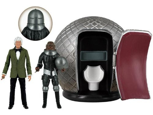 Doctor Who Time Warrior Action Figure Collector Set
