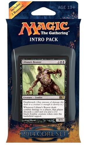 MTG Magic the Gathering Core Set 2014 M14 Intro Deck Death Reaper
