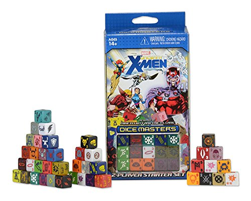 Marvel Dice Masters: The Uncanny X-Men Dice Building Game Starter Set